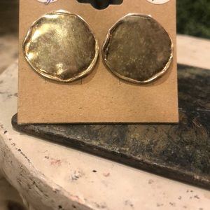 Silpada Post Earrings